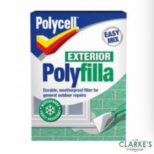 Polycell Multi Purpose Exterior Polyfilla 1.7 Kg