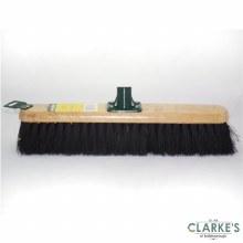 "Premier Platform Broom with Handle 18"""