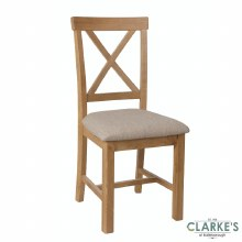 Purdi Oak Dining Chair