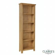 Purdi Oak Large Bookcase