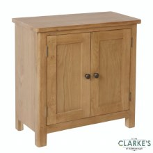 Purdi Oak Mini Sideboard