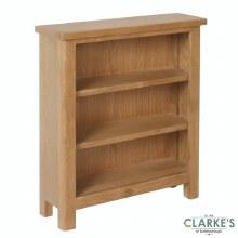 Purdi Oak Small Bookcase