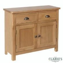 Purdi Oak Small Sideboard