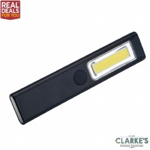 Lighthouse Rechargeable Mini Slim LED Torch 200 Lumens