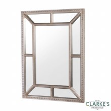 Remy Bevelled Champagne Mirror 80 x 105cm