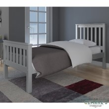 Rio 3ft Bed Frame Grey