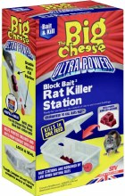 Big Cheese Rat Killer Station