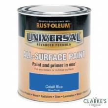Rust-Oleum Universal All-Surface Paint Cobalt Blue 250 ml