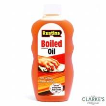 Rustins Boiled Linseed Oil 300ml