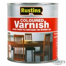 Rustins Polyurethene Varnish Gloss Clear 1 Litre