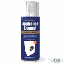 Rust-Oleum Appliance Enamel Spray Paint Stainless Steel 400 ml