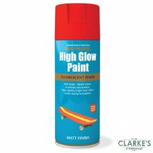 Rust-Oleum High Glow Spray Paint Red 400 ml