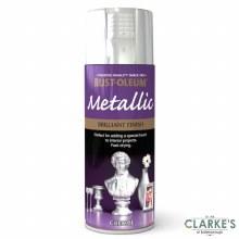 Rust-Oleum Metallic Spray Paint Chrome 400 ml
