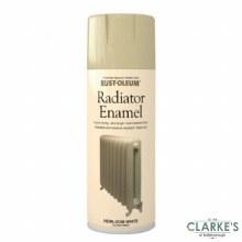 Rust-Oleum Radiator Enamel Spray Paint heirloom White 400 ml