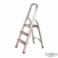 Safeline Aluminium 3 Step Ladder