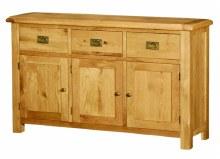 Salisbury Oak large sideboard