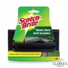 Scotch Brite Barbecue Grill Scrb Pad