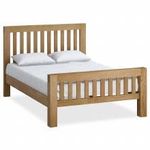 Sherwood Oak bed frame