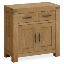 Sherwood Rustic Oak mini sideboard