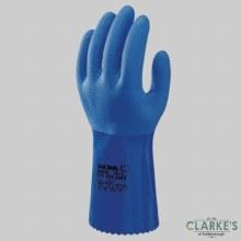 "Showa 12"" 660 Oil Resistant Glove"