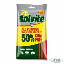 Solvite All Purpose Wallpaper Adhesive 80g