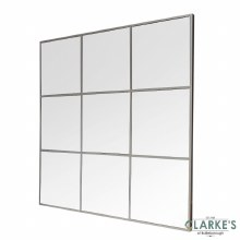 Square Window Mirror 100cm