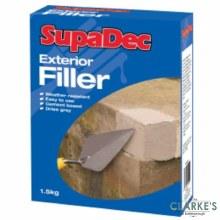SupaDec Exterior Filler 1.5 Kg