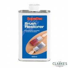 SupaDec Brush Restorer 500 ml