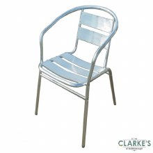 SupaGarden Aluminium Garden Chair