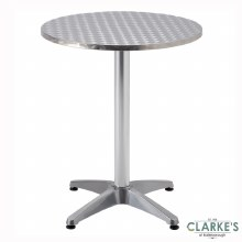 SupaGarden Aluminium Garden Table