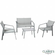 SupaGarden Textiline Garden Furniture Set