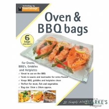 Toastbags Barbecue and Oven Bags