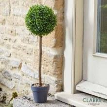 Uno Topiary Tree Faux Garden Decor 40 cm