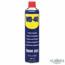 WD-40 Trade Size Lubricant 600ml