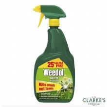 Weedol Gun! Lawn Weed Killer 1 Litre