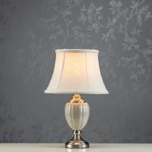 Storm Grey Lamp 48 cm