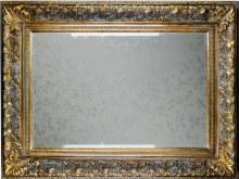 Newbury Mirror Golden