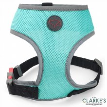 Walk About Comfort Padded Harness Green Small