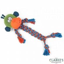 Dura-Tugga Monkey Dog Toy