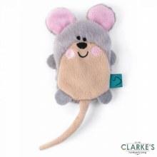 Nip-It Refillable Catnip Mouse Cat Toy