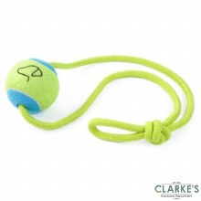 Pooch Tennis Ball on the Rope