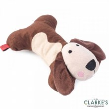 Sausage Doggie Brown Dog Toy