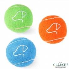 Poock Tenis Balls | Pack of 3