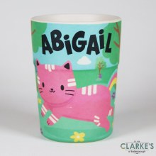 Abigail - Kids Eco Bamboo Cup