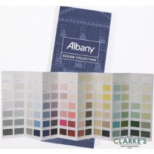 Albany Design Collection Colour Chart 2019