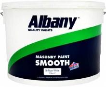 Albany Masonry White Paint 10L