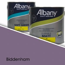 Albany Soft Sheen Biddenham Colour Sheet