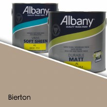 Albany Soft Sheen Bierton Colour Sheet