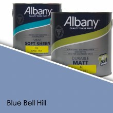 Albany Soft Sheen Blue Bell Hill Colour Sheet