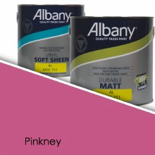 Albany Soft Sheen  Pinkney Colour Sheet